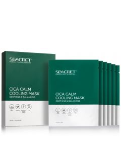 Cica Calm Cooling Mask - 6 Masks