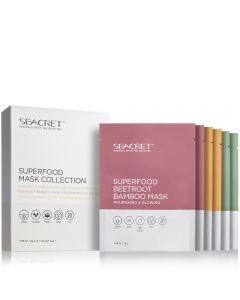 Superfood Mask Collection - 9 Masks
